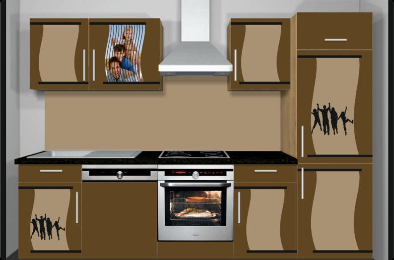 Eenvoudig Keuken Ontwerpen : Keukenfrontje nl Uw keuken weer als nieuw
